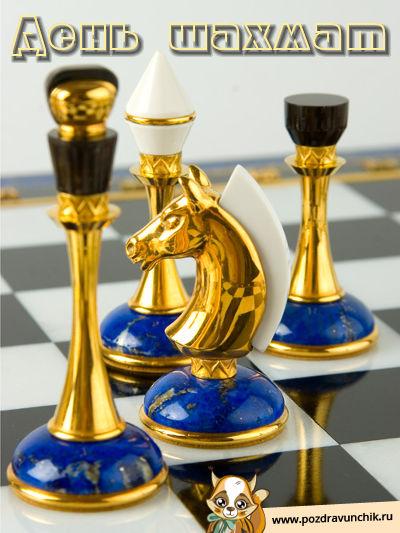 День шахмат!
